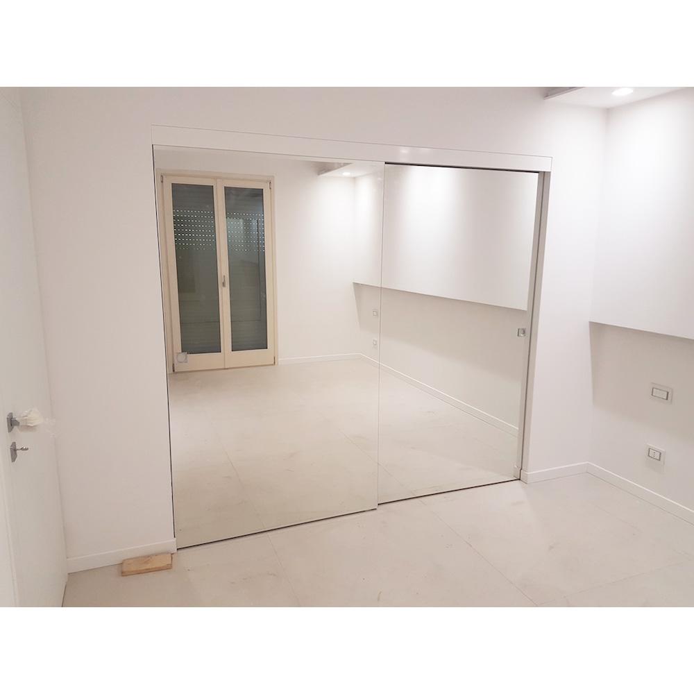 Porta specchio per cabina armadio – Esseline – Il vetro per ...